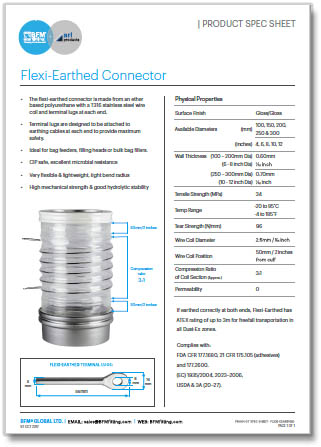 Flexi-Earthed Spec Sheet