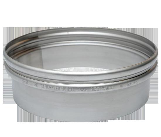 BFM fitting stainless steel spigot