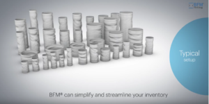 Benefits of Standardisation with BFM® fitting